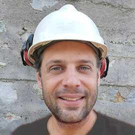 Geólogo Matias Forno